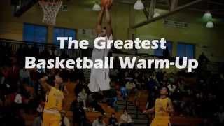 High school basketball warm-up mix