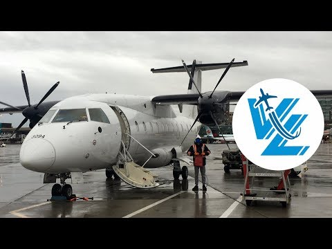 Central Mountain Air Dornier 328 Review