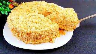 Торт Наполеон Супер Вкусный рецепт