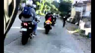 thE fast furious125 vs. Big Bikes 800cc