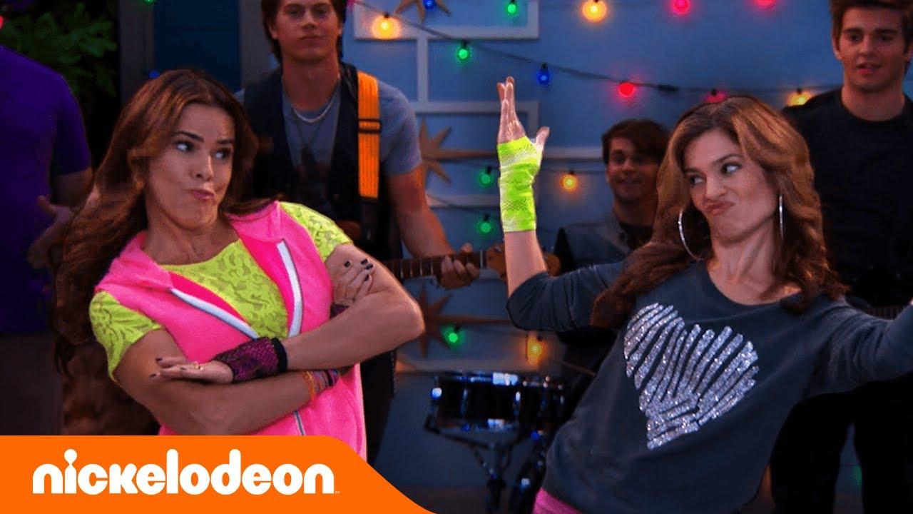 Lost Thundermans   Barb monta una fiesta   Nickelodeon en Español