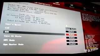 asus Crosshair V Formula Z: BIOS 2101 AMD FX 9590