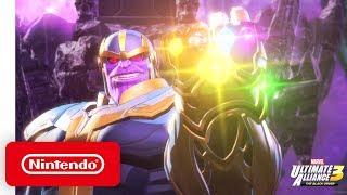 MARVEL ULTIMATE ALLIANCE 3: The Black Order - Launch Trailer - Nintendo Switch