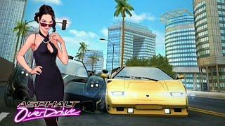 Asphalt OverDrive   [T4] Boss: Kelly Rodriguez