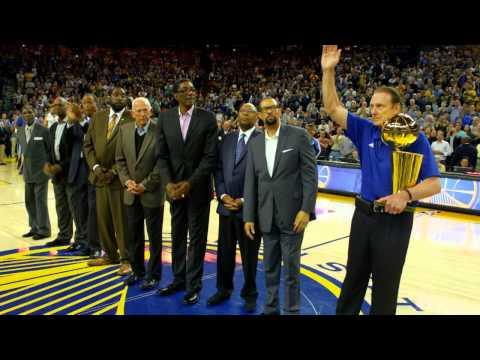 NBA All-Access: Warriors Reunite
