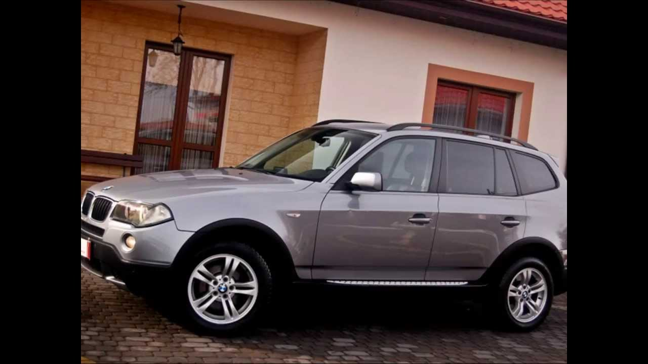 prezentacja auta bmw x3 sport youtube. Black Bedroom Furniture Sets. Home Design Ideas