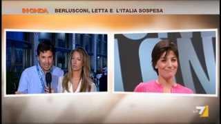Giornalista del Fatto ridicolizza Lara Comi (Pdl) sul tema Evasione.