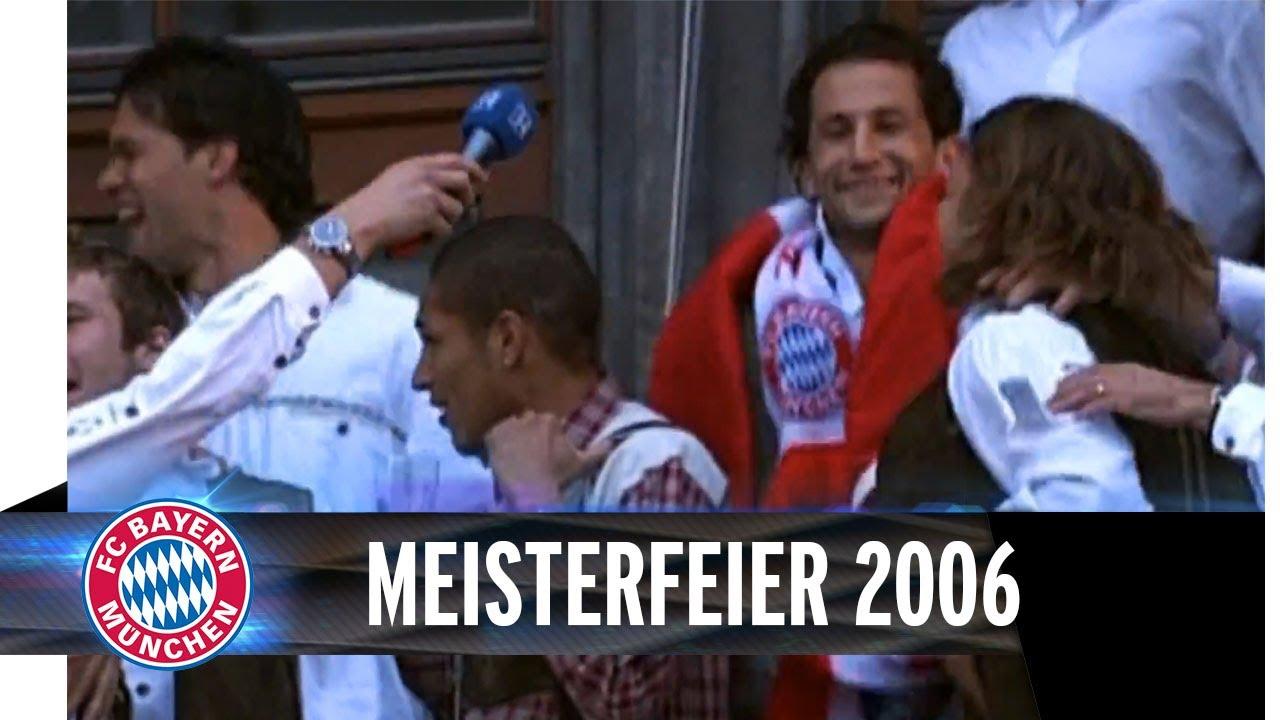 Meisterfeier Fc Bayern 2021