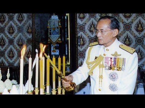 King Bhumibol Adulyadej of Thailand dies