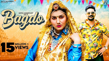 SAPNA CHOUDHARY : BAGDO (Full Video) Ruchika Jangid   Kay D   New Haryanvi Songs Haryanavi 2021