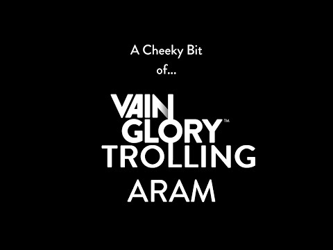 Vainglory Trolling ~ ARAM Saw And Ardan (How To Make A Montage Parody)