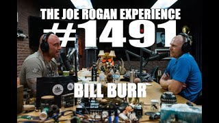 Joe Rogan Experience #1491 - Bill Burr