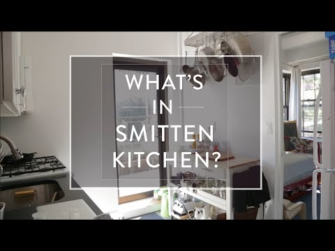 Smitten Kitchen Logo a look inside the smitten kitchen - youtube