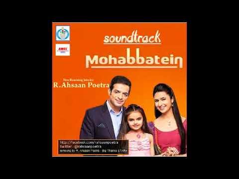 Pamela Jain - OST Ye Hai Mohabbatin ANTV (Full Version) audio remix joiner by R. Ahsaan Poetra