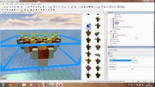 ROBLOX How To Make a Disaster Survival Game[WORKING]2015