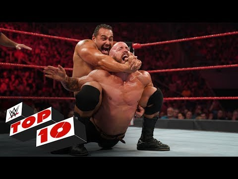 Top 10 Raw moments: WWE Top 10, Sep. 16, 2019