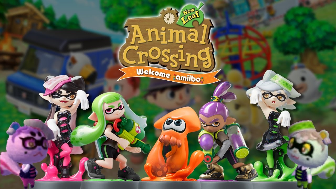 Amiibo Crossing Summoning Callie Marie In Animal Crossing New Leaf Welcome Amiibo