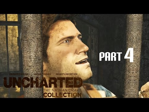 Uncharted: The Nathan Drake Collection - Drake's Fortune - Part 4 - Drake's Tower