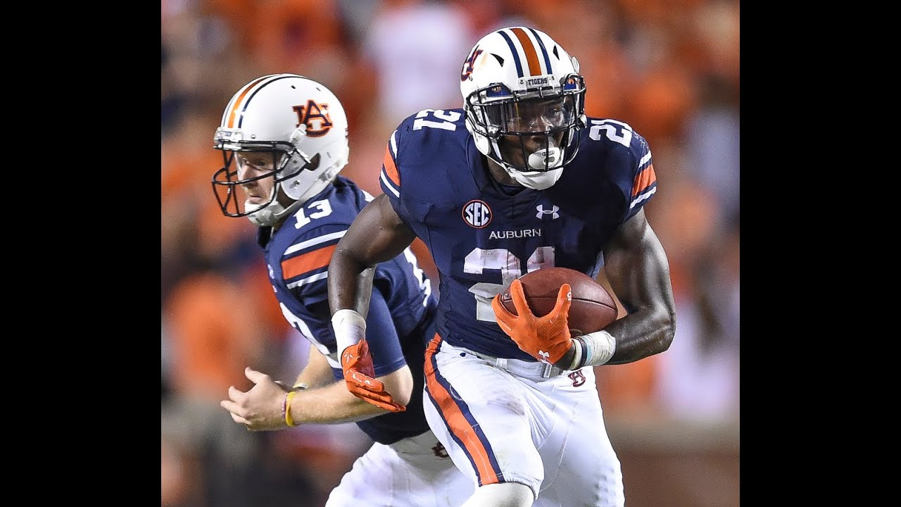 Kerryon Johnson Bio >> Kerryon Johnson