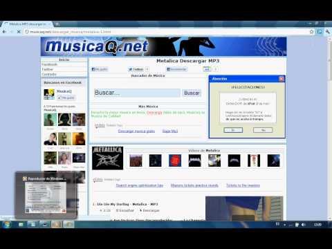 Como Descargar Musica MP3 Gratis