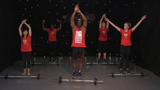 Tae Bo Upper Body Weightlifting