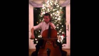 "Polar Express ""Believe"" cello cover"