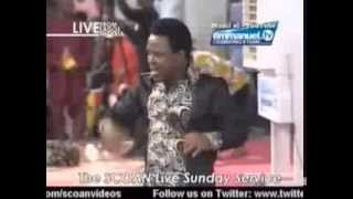 SCOAN 09/03/14: The Power Of God: Live Service With Prophet TB Joshua, Emmanuel TV