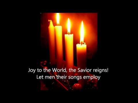 Christmas Carols - Joy to the World lyrics