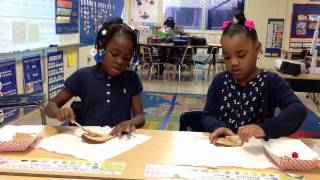 Ms Rundle   1st Grade   How To Make A Reindeer Sandwich