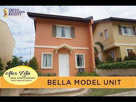 Bella Of Camella Homes House Tour Alex Zeta