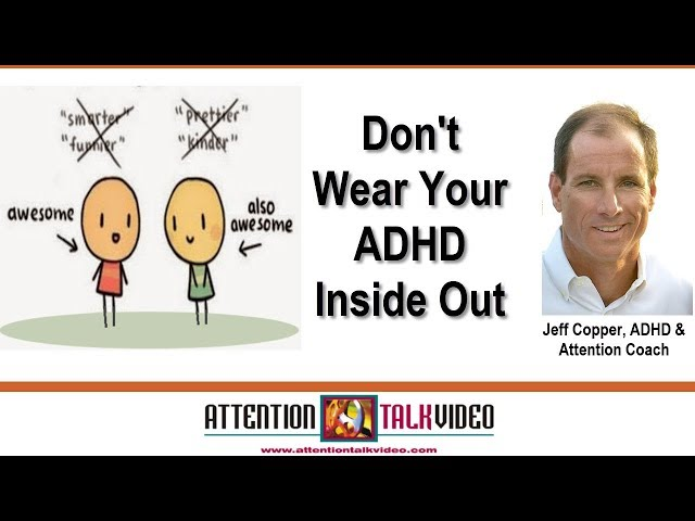 ADHD and Judgment: Comparing Yourself