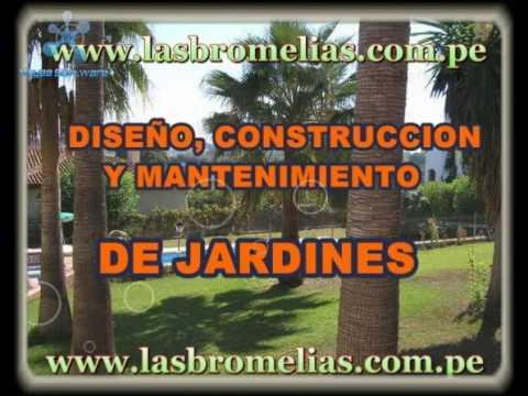 Las bromelias dise o construccion y mantenimiento de - Mantenimiento parques y jardines ...