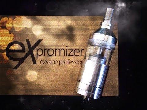 Expromizer RBA V1.1 by Exvape