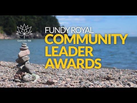 Fundy Royal Community Leader Awards