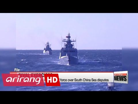 U.S. naval exercise to coincide with China-Russia joint drill in South China Sea