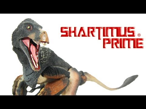 beasts-of-the-mesozoic-1:6-scale-velociraptor-(black)-dinosaur-action-figure-review