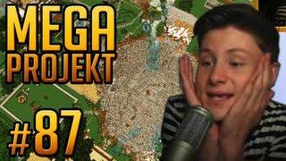 6 NUKES ZERSTÖREN DIE MEGA PROJEKT STADT - Minecraft Mega Projekt #87 (Dner)