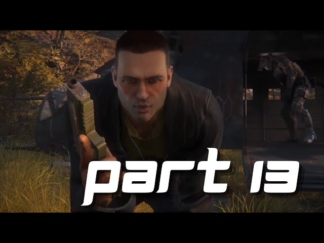 Sniper: Ghost warrior 3 Gameplay part 13 - The lair