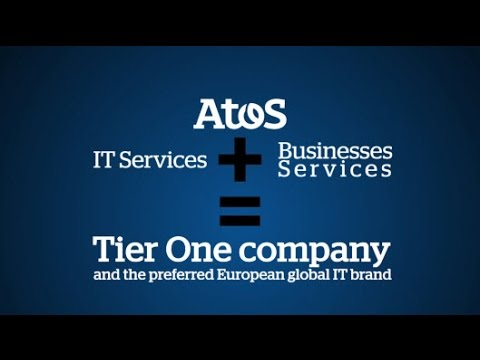 Atos Tier One Company - the preferred European Global IT Brand