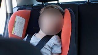 Ditinggal Sang Ibu di Dalam Mobil Selama 4 Jam, Bocah Ini Ditemukan Meninggal