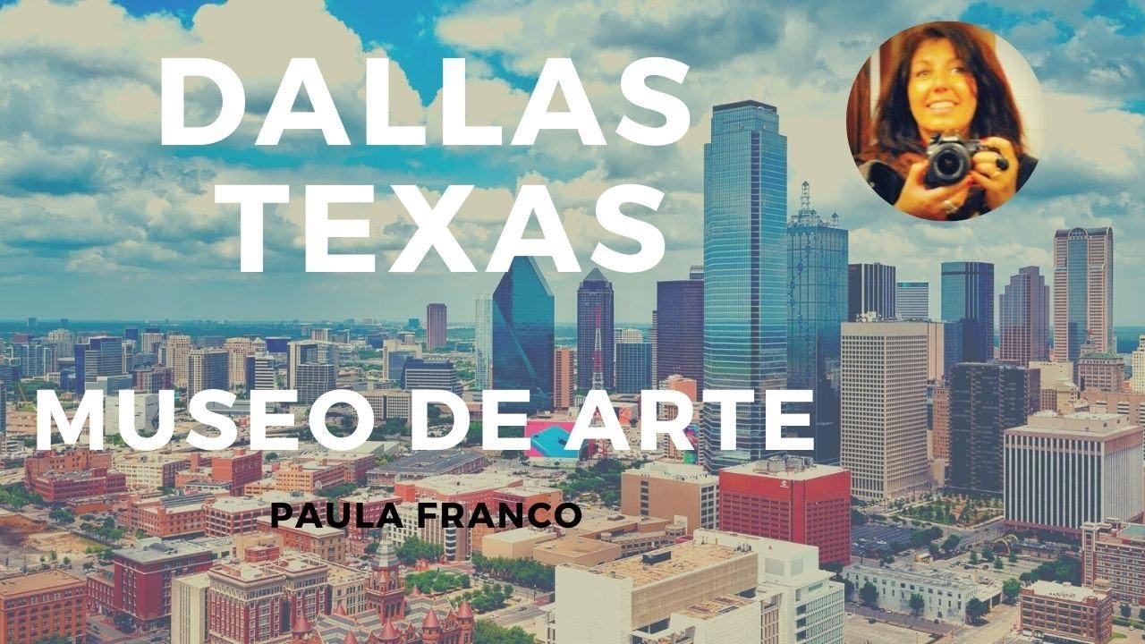 Dallas,Texas: Viajar es muy creativo y por eso te invito al Museo. 1* Parte