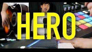 HERO - 安室奈美恵【covered by 畑中ikki】NHK リオデジャネイロ オリンピック・パラリンピック 放送テーマソング