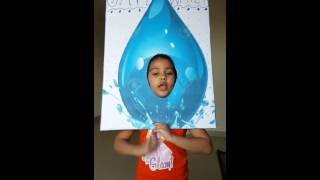 Save water speech...on environment day