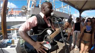 Guitaro 5000 - Best Party Moments from My First Cruise Gig!