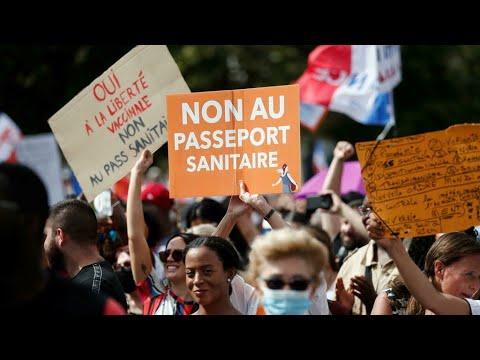 مظاهرات فرنسا • فرانس 24 / FRANCE 24  - نشر قبل 8 ساعة