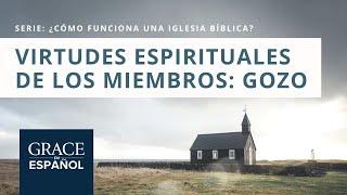 Las Virtudes Espirituales de los Miembros: El Gozo - Henry Tolopilo
