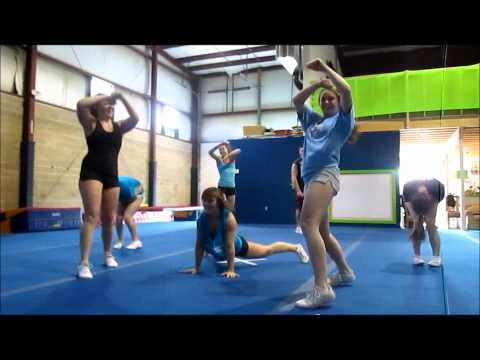 Success, how bad do you want it? (3CA Cheer 2013)
