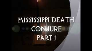 """This video illustrates a class of Hoodoo works called """"death conjur..."""