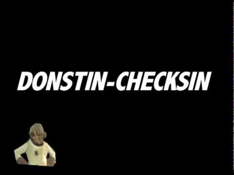 DUNSTIN CHECKSIN