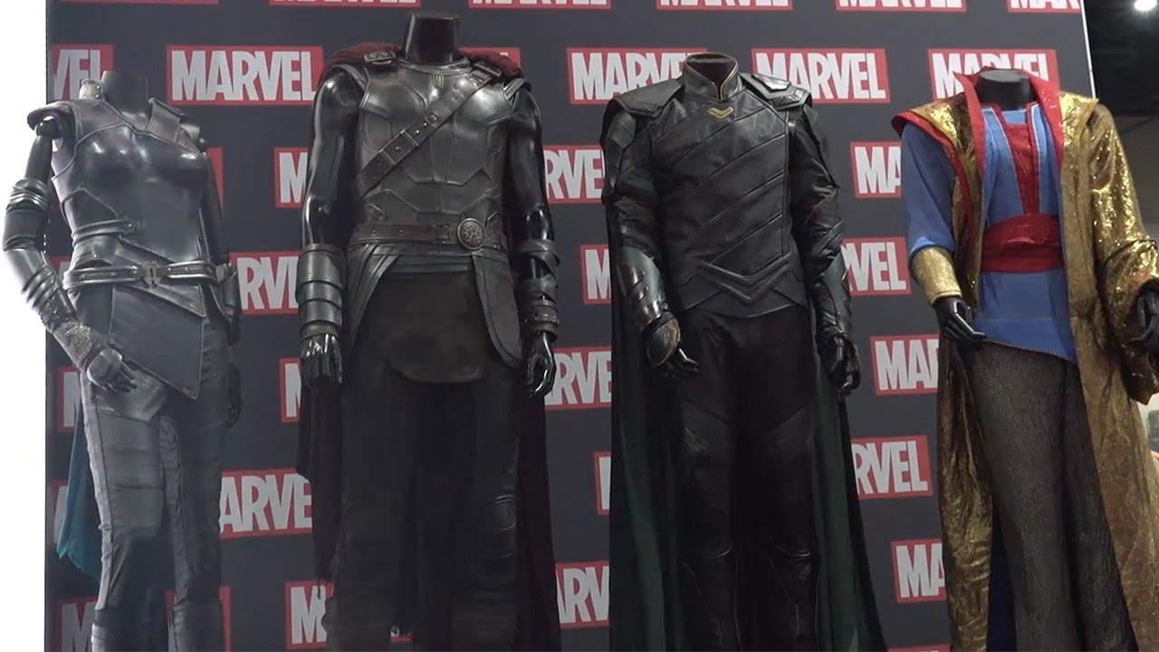 Thor Loki S Armor From Thor Ragnarok Revealed Ign Access Youtube
